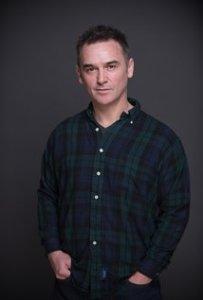 Shaun Smyth main character Debris