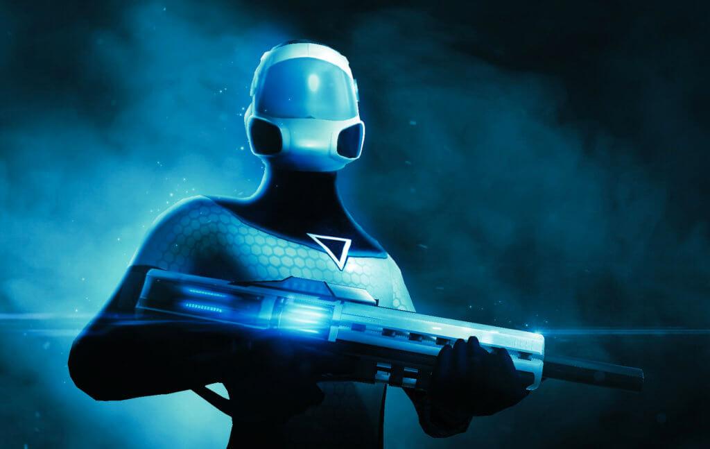 Matt Bradford plays main character Ryan in upcoming video game Debris